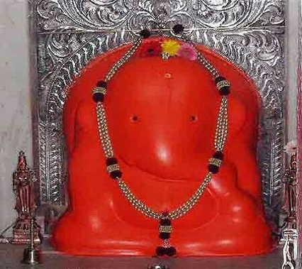 Chintamani Vinayaka Idol - Theur